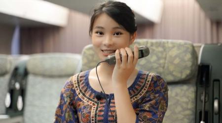 龍華科大應外系錢芃安,榮獲2020天籟盃全國航空廣播詞競賽大專英文組第二名。