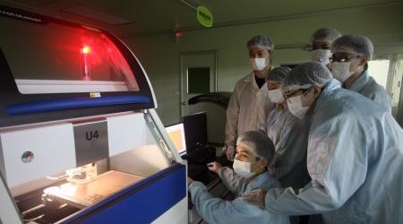 龍華科大iPAS考場+實作基地,有效協助學子獲證,提升5G即戰力。